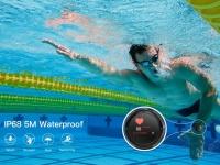 Смарт-часы AllCall W2 - компаньон в спорте и работе с защитой по стандарту IP68