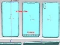 Появилось первое изображение флагманского Apple iPhone с тройной основной камерой