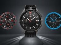 Защищенные по стандарту IP68 смарт-часыAllCall W2 получили сотни разных циферблатов