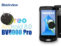 Android 8.0 Oreo уже доступна для владельцев смартфона Blackview BV8000Pro