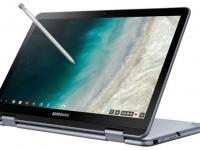 Анонсирован лэптоп Samsung Chromebook Plus V2 на процессоре Intel