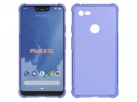 Изображение чехла подтверждает факт наличия у смартфона Google Pixel 3 XL одинарной основной камеры