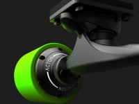 Умный электрический скейтборд Xiaomi с дальностью хода 12 км стоит $155