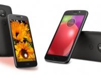 На смартфон Moto C2 могут установить Android Go
