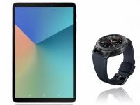 Samsung покажет часы Gear S4 и планшет Galaxy Tab S4 не раньше IFA 2018
