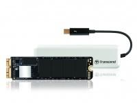 Transcend представляет комплекты с твердотельными NVMe PCIe-накопителями JetDrive 855/850 для установки в компьютеры Mac