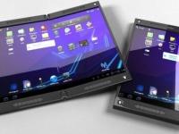 Samsung разрабатывает прототип смартфона с двумя дисплеями
