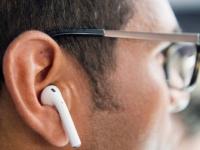 Apple научит AirPods 2 не загораться в ухе под воздействием влаги