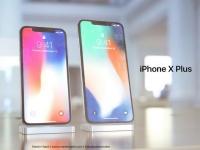 Apple привлечет LG к производству iPhone X и iPhone X Plus