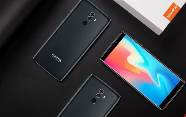 Oukitel раскрыла все характеристики смартфона K8