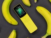 Культовый бананофон Nokia 8110 уже доступен в Украине за 2399 грн