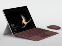 Microsoft представила свой самый маленький и дешёвый планшет