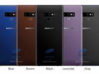 Объявлена цена Samsung Galaxy Note 9