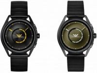Emporio Armani Connected 2018 – дизайнерские умные часы