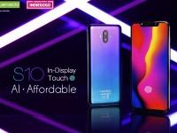 Для LEAGOO S10 - самого доступного в мире смартфона со сканером отпечатка в дисплее, запустят сбор средств на Indiegogo