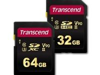 Карта памяти Transcend SDXC/SDHC UHS-II Class 3: невероятно высокая скорость передачи данных