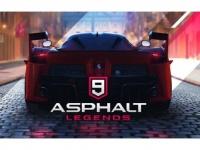 Asphalt 9: Легенды вышла для iOS и Android
