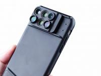 Apple патентует систему коррекции для съемки смартфоном с дополнительными насадками