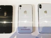 Фотогалерея дня: все три грядущих смартфона Apple iPhone