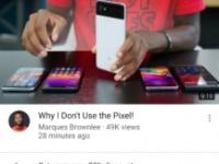 YouTube тестирует свои Истории в стиле Instagram