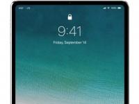 Apple намекнула на iPad Pro с тонкими рамками и FaceID, но без «брови» и домашней кнопки