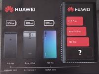 Huawei обещает самую большую батарею в Mate 20 Pro