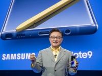 Представлен Samsung Galaxy Note9 - самый дорогой смартфон бренда