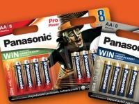 Викторина! Выиграй батарейки Panasonic с изображениями персонажей шоу Cirque du Soleil!