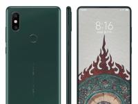 Зеленый Xiaomi Mi Mix 2S поступит в свободную продажу