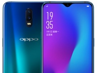 Представлен селфифон Oppo R17 с быстрой зарядкой VOOC Flash