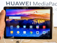 Huawei выводит на украинский рынок планшеты  MediaPad M5 lite и MediaPad T5