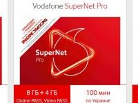 Тарифы Vodafone: на каком пакете стоит остановить свой выбор