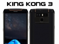 King Kong 3 – брутальный смартфон с большим аккумулятором