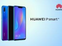 Huawei P smart+ в градиентном цвете Iris Purple  установил рекорд продаж в Украине