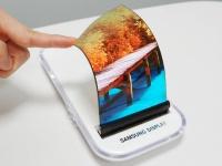 Samsung уже отправила гибкие экраны для смартфонов компаниям Xiaomi и Oppo