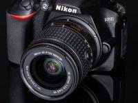 Nikon D3500 – зеркальный фотоаппарат начального уровня