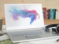 MSI P65 Creator: ноутбук для работы и игр