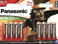 Комплекты батареек Panasonic с изображениями персонажей шоу Cirque du Soleil нашли своих владельцев!