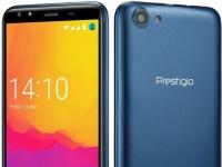 Prestigio начинает продажи безрамочного смартфона Muze E5 LTE