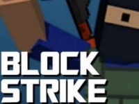 Block Strike - близнец игры Майнкрафт на андроид