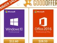 85% скидки на Microsoft Windows 10 Professional – всего $12 и бесплатная доставка