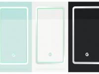 Google показала, какие цвета будут у смартфонов Pixel 3