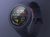 Представлены умные часы Huami Amazfit Verge: GPS, NFC и круглосуточный мониторинг пульса