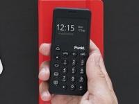 Анонс Punkt MP02: кнопочный телефон с LTE и защитой BlackBerry
