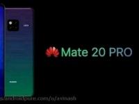 Huawei дразнит намёками на квадратную камеру Mate 20 Pro