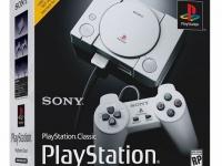 Sony представила игровую приставку PlayStation Classic