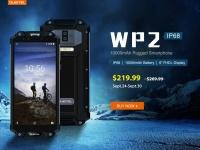 OUKITEL WP2 стартовал на предпродаже: $219.99 за 10000 мАч в защищенном корпусе