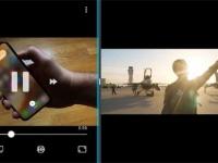 Дві гри або два відео на одному екрані Galaxy Note 9 без пауз: як налаштувати