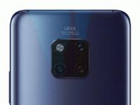 «Официальные» рендеры Huawei Mate 20 Pro в трех цветах