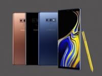 Samsung Galaxy Note9 назван лучшим смартфоном на рынке